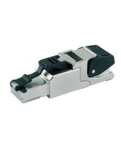 Field assembly RJ45 connector Cat.6A Telegartner J00026A2000