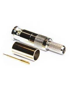 Micro BNC krimpconnector t.b.v. 1855ENH Coax connectors 67-005-B66-FA