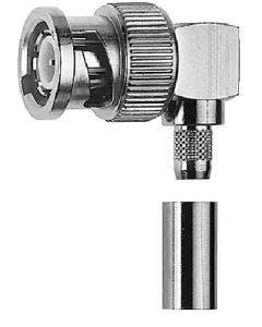 BNC Krimpconnector Telegartner J01002A1356