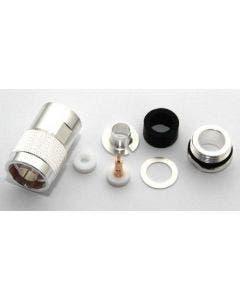 N-clampconnector tbvo.a. h500 en h1000 Romal N-ST-UG21