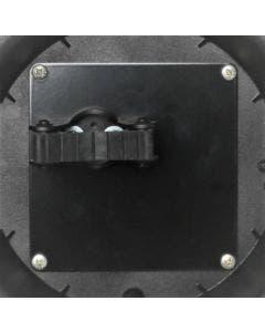Connector plaat 20-30 mm tbv o.a. Schill GT310.RM /  GT380.RM Romal zwart