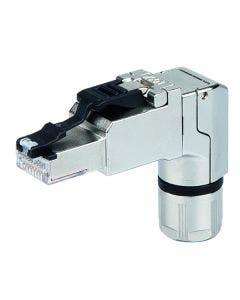 Field assembly RJ45 connector haaks Cat.6A Telegartner J00026A4001