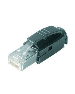 STX RJ 45 connector Cat.6A met tule Telegartner J80026A0001