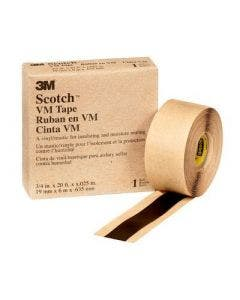 Scotch VM tape - 19 mm  - 6.10 meter 3m zwart
