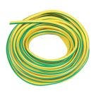 plastickous 16 mm Romal geel groen