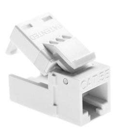 EZ-Snapjack Cat.5e keystone Platinum tools wit