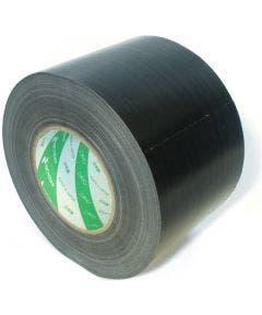 Gaffa tape 100 mm - 50 meter Nichiban zwart