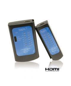 Kabeltester for HDMI DIY kabel PureID Serie Purelink ID-PT-1 zwart blauw