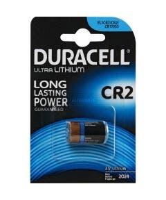 Duracell lithium fotobatterij CR2