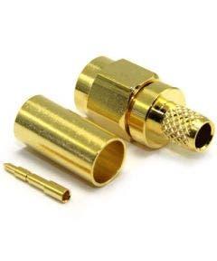 SMA krimpconnector Coax connectors 30-005-D3-AH