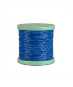 Montagesnoer 350V 0.15 qmm Belden blauw
