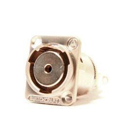 3.5 mm stereo chassisdeel soldeer Switchcraft EH35MMSSC
