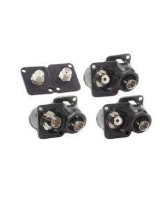 Chassisdeel (f-f) Switchcraft EHFF2