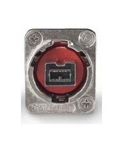 Firewire cross chassisdeel Switchcraft EHFW800X2