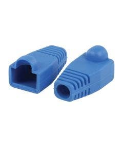 Tule RJ45 Cat.6A maximale kabeldiameter 8.00mm Platinum tools blauw