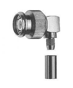TNC connector male haaks Telegartner J01010A0005