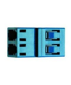 LC duplex adapter ceramic Telegartner J08071A0000