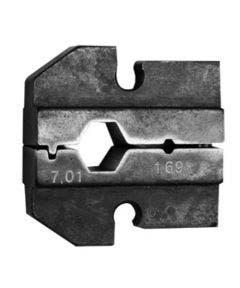 Inzetstuk tbv PEW12 tang HEX 1.07/ 7,01 Telegartner N01003A0004