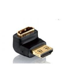 HDMI/HDMI adapter Pureinstall 270° Purelink PI1040 zwart