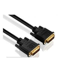 DVI kabel - dual link Pureinstall - 10 meter Purelink PI4200-100 zwart