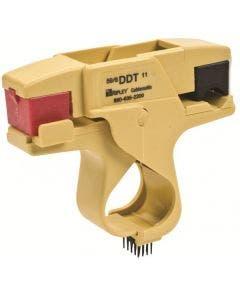 Kabelstripper tbv RG59, RG6 en mini coax Ripley DDT596