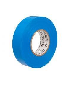 Temflex vinyl tape 1500 15 mm - 10 meter 3m blauw