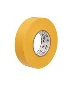 Temflex vinyl tape 1500 15 mm - 10 meter 3m geel