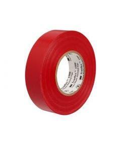 Temflex vinyl tape 1500 15 mm - 10 meter 3m rood