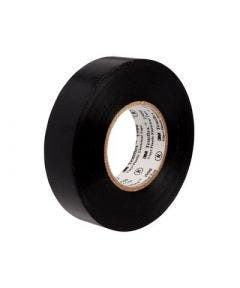 Temflex vinyl tape 1500 19 mm - 20 meter 3m zwart