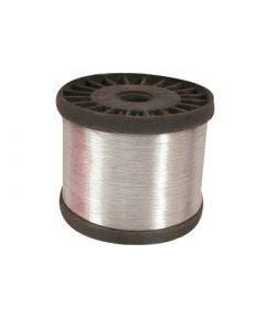 Vertind (V5) koperdraad Pb vrij 0.71 mm, haspel DIN 160 Romal
