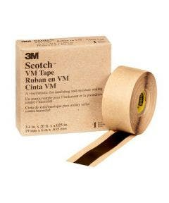 Scotch VM tape - 19 mm  - 6.10 meter 3m zwart