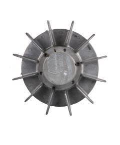 Aluminium waaier 166 mm Romal AF 90