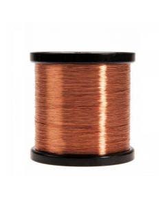 Wikkeldraad W-210 IEC 60317-13 G2 - 0.20 mm haspel DIN 200 Synflex