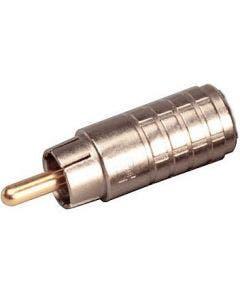 RCA (tulp) connector tbv 1505a/1505f Adc CRCA-1
