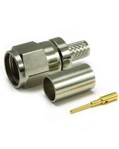 F krimpconnector tbv Belden 1505F Coax connectors 15-005-B36-1-FE