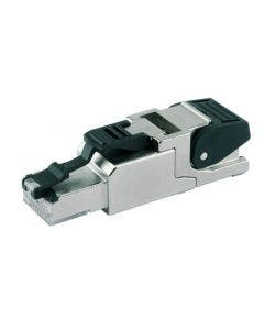 Field assembly RJ45 connector Cat.6A Telegartner J00026A2000