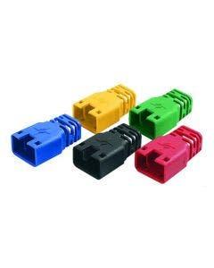 Tule tbv afg. RJ45 connector Telegartner B00081d0031 geel