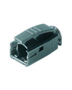 STX tule tbv STX RJ 45 connector Telegartner H86011A0006 zwart